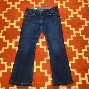 Gap 1969 Long & Lean 32/14r boot cut Jeans